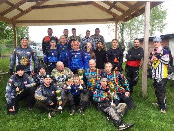 "Liga paintballowa: ""PL3 ProShar"" 2019"